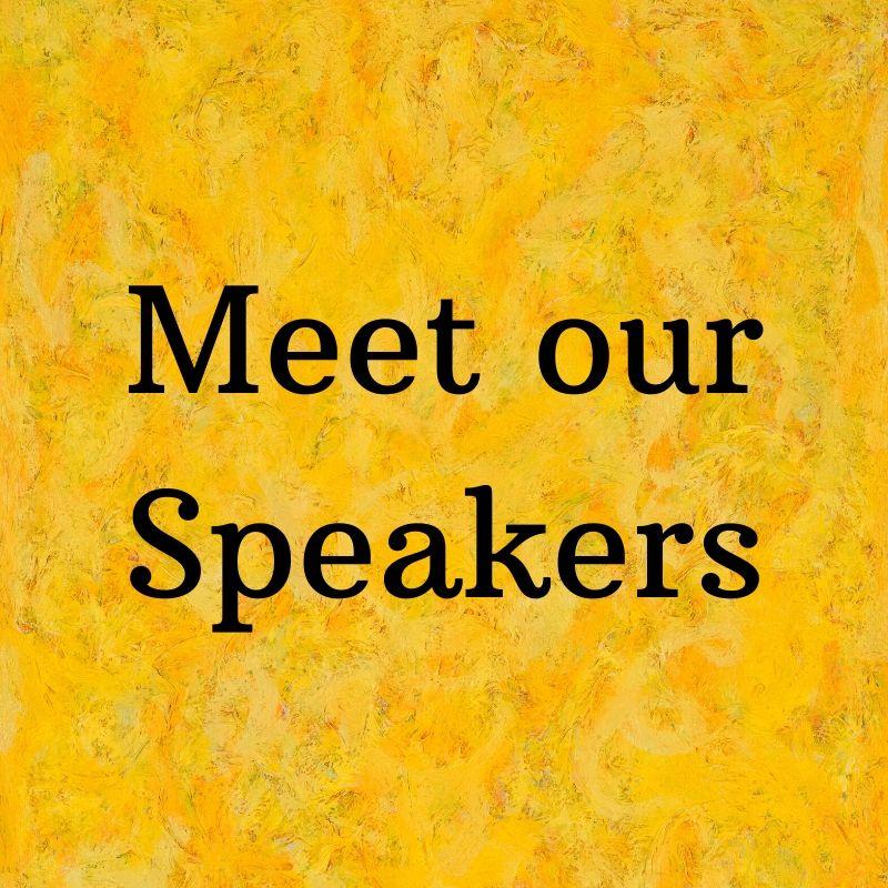 Meet the symposium speakers